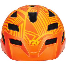 Bell Sidetrack Helmet Child matte tango/org